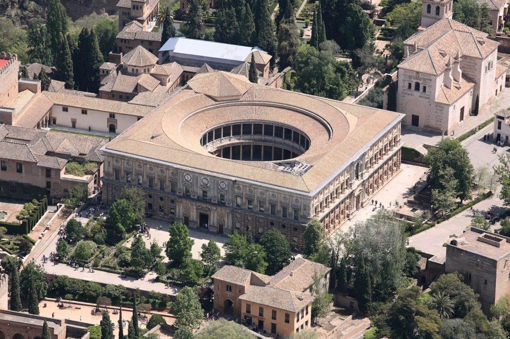 Visitas a la Alhambra de Granada: Palacio de Carlos V