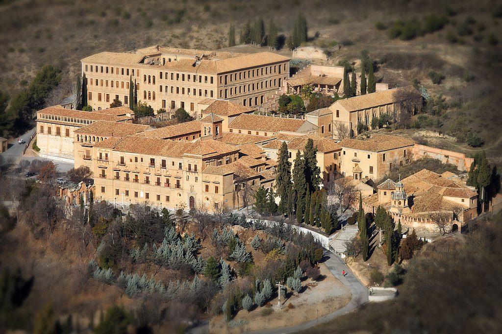 Ruta: Albayzín de Granada. / Abadía del Sacromonte