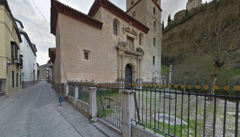 Ruta: Albayzín de Granada. / Iglesia de San Pedro y San Pablo