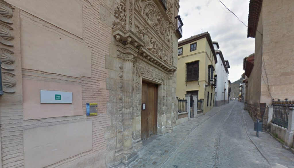 Ruta: Albayzín de Granada / Casas del Castril