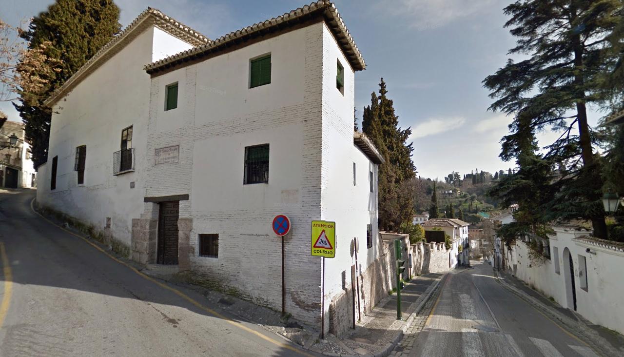 Barrio del Albayzín:Casa del Chapiz
