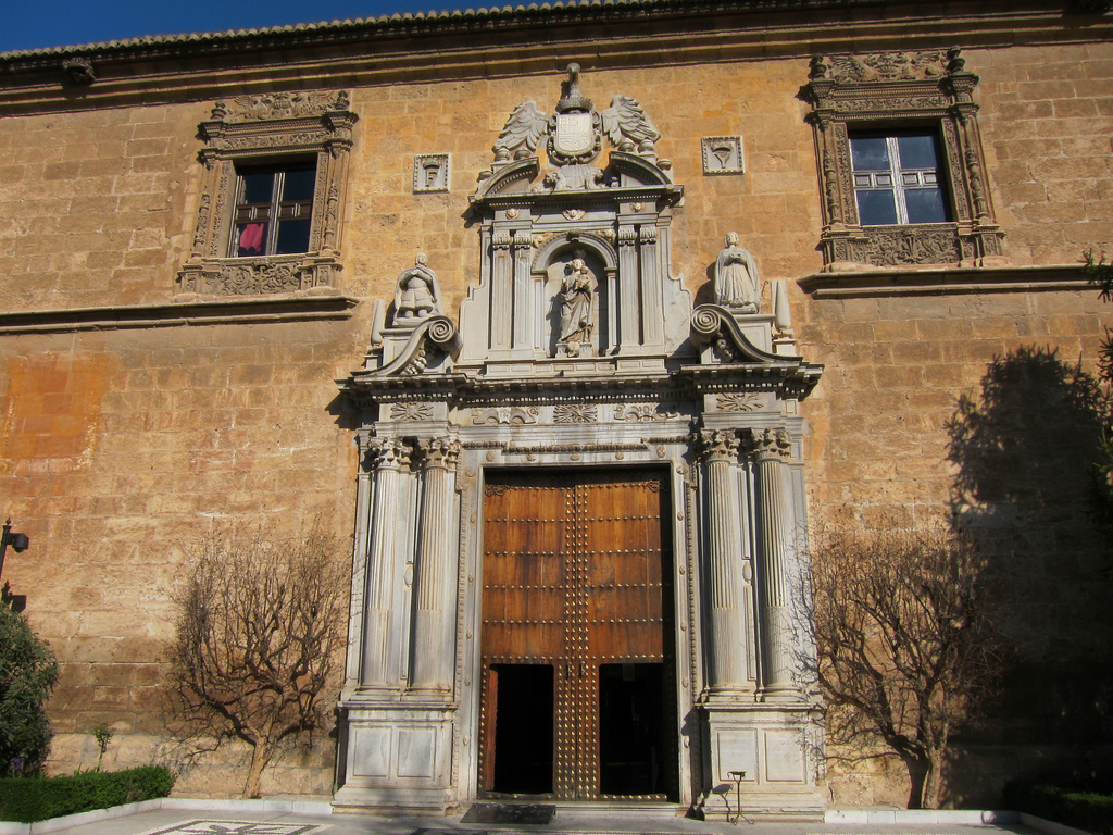 hospital real Granada