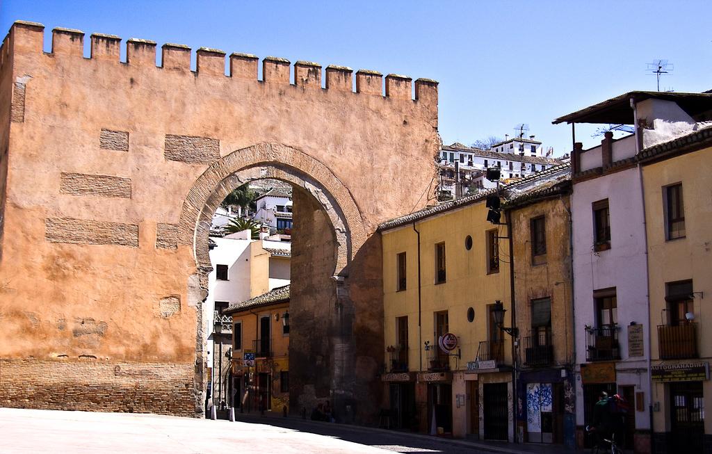Puerta Elvira-Granada