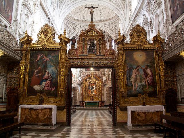 Granada-Monasterio-Cartuja-Iglesia