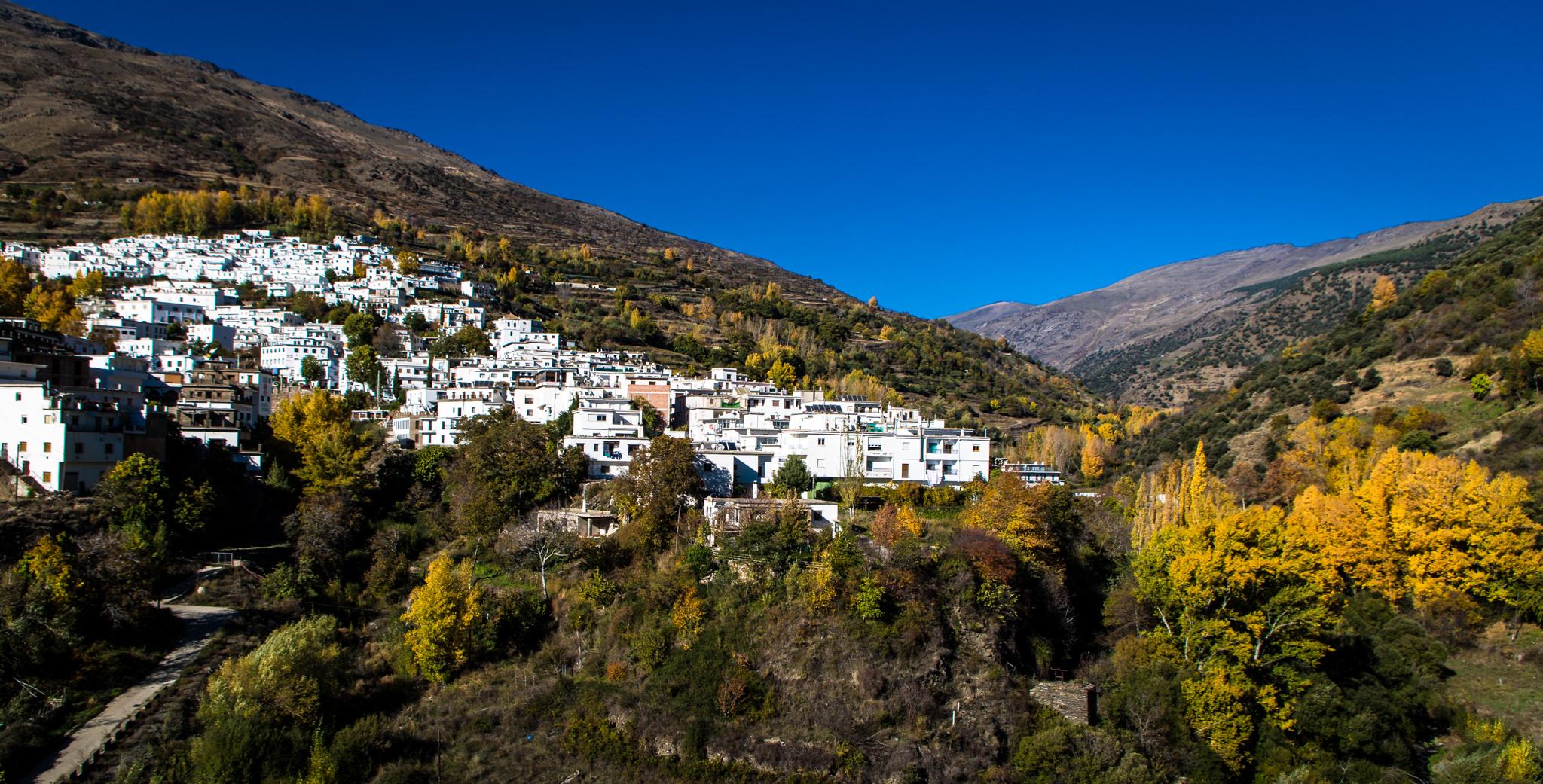 la alpujarra de Granada: Trevelez