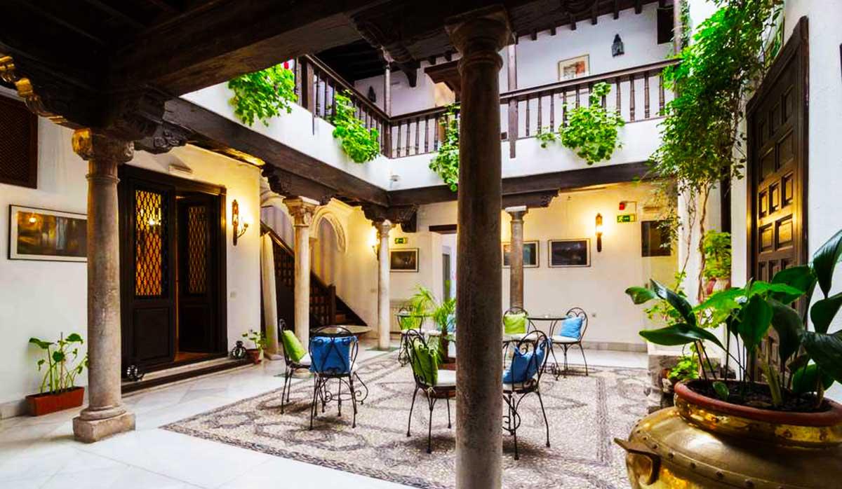 Hotel Casa Capitel Nazari de Granada