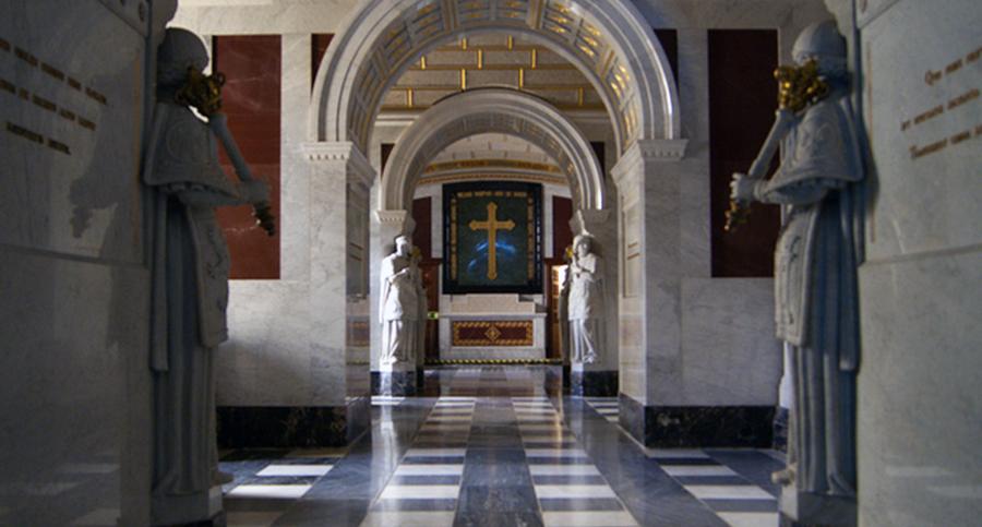 panteon de los infantes: Real Monasterio de San Lorenzo del Escorial