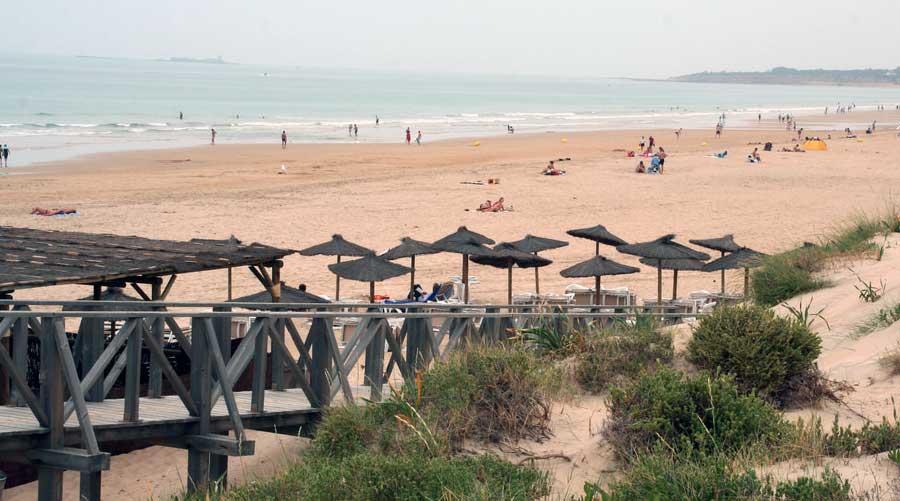Playa-de-la-Barrosa