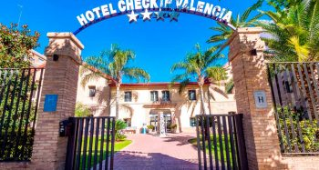 Escapadas al hotel Checkin Valencia