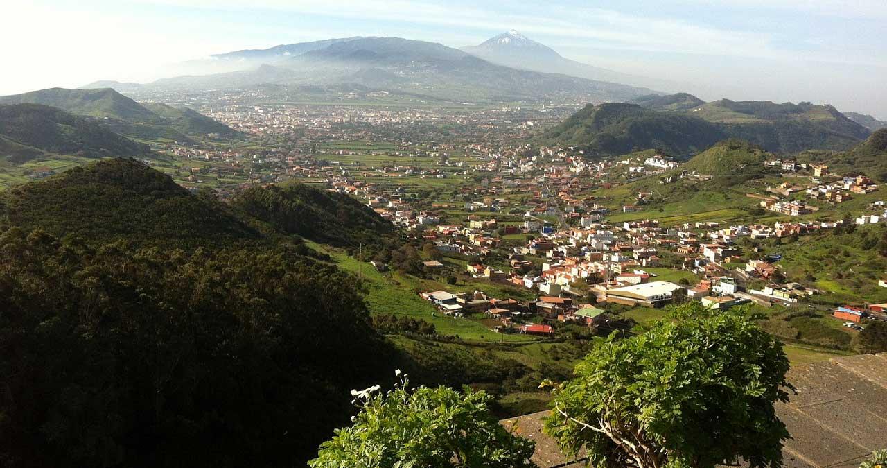que ver en Tenerife: la-laguna