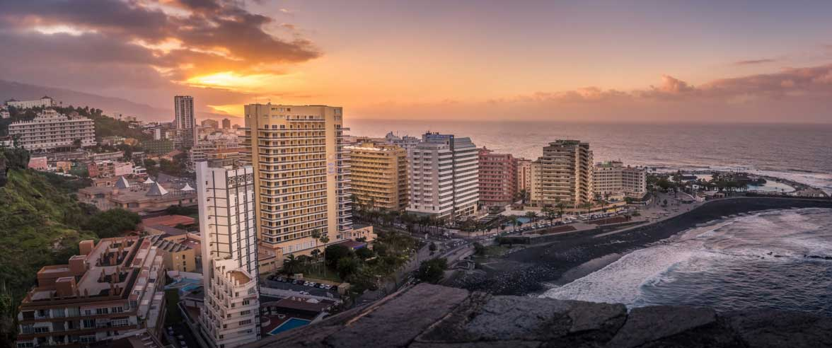 que ver en Tenerife: puerto-de-la-cruz
