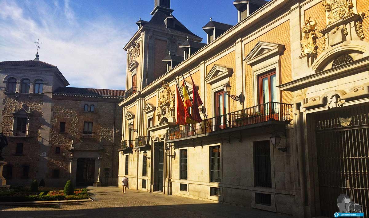 Ruta: Que ver en el Madrid de los Austrias. / Casa de la Villa.