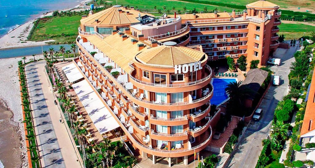 Hotel Sunway Playa Golf and Spa Sitges 4* (Barcelona)