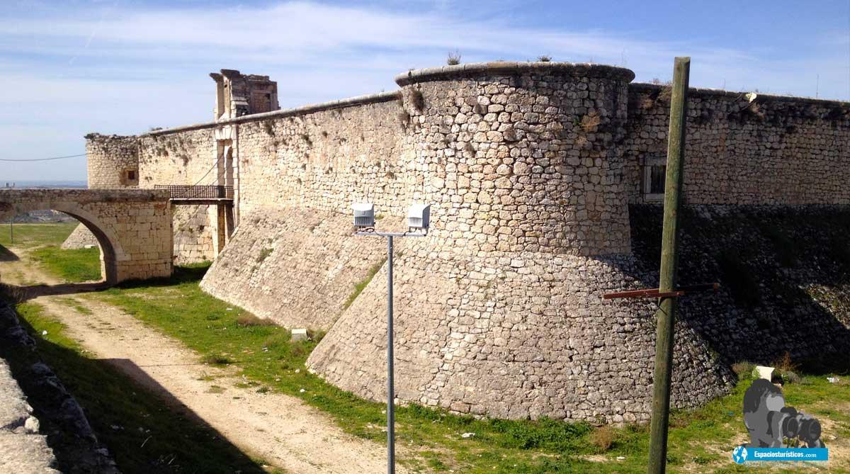 """"""" Castillo de los Condes"""""""