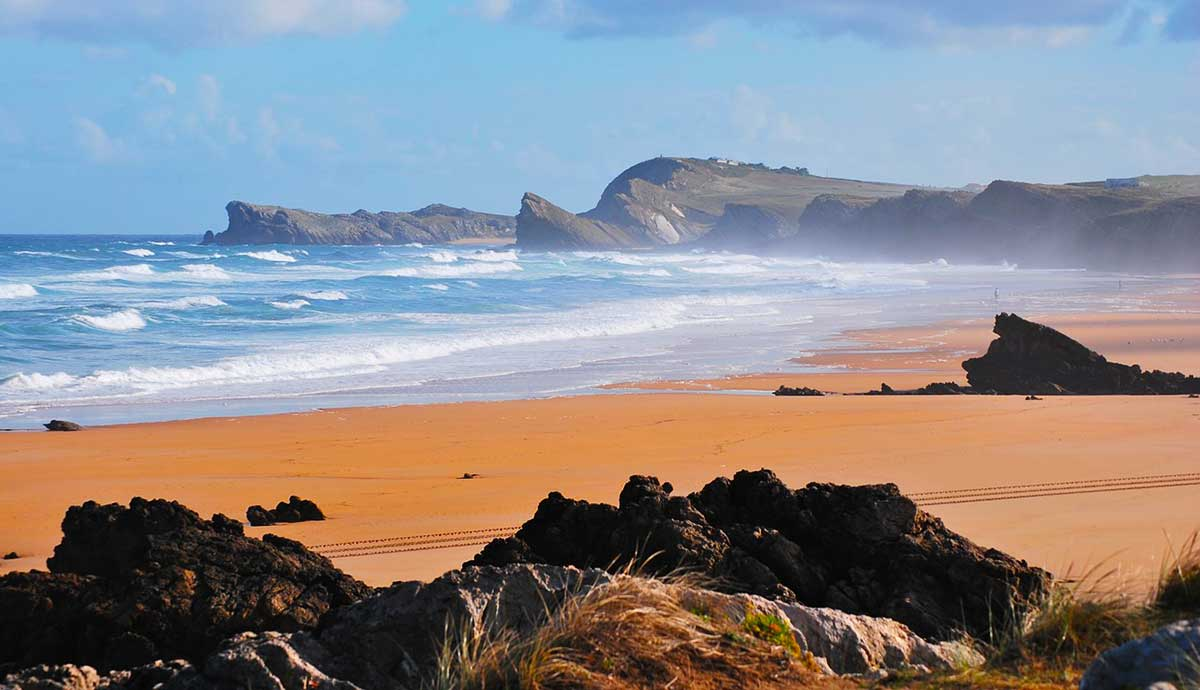 Pueblos con playa de la Costa de Cantabria