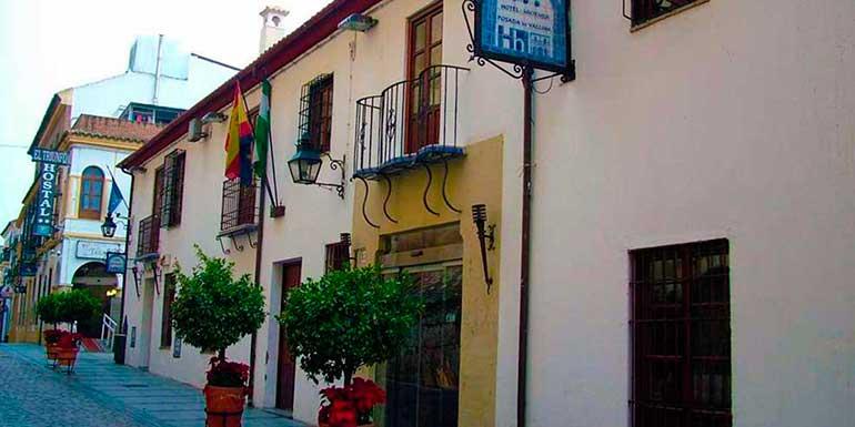 Escapada Hotel Hacienda Posada de Vallina 3* de Córdoba