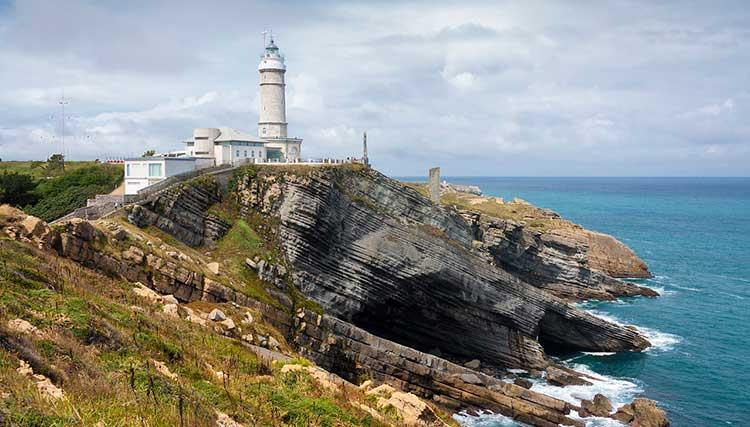 Lugares turísticos de la costa de cantabria