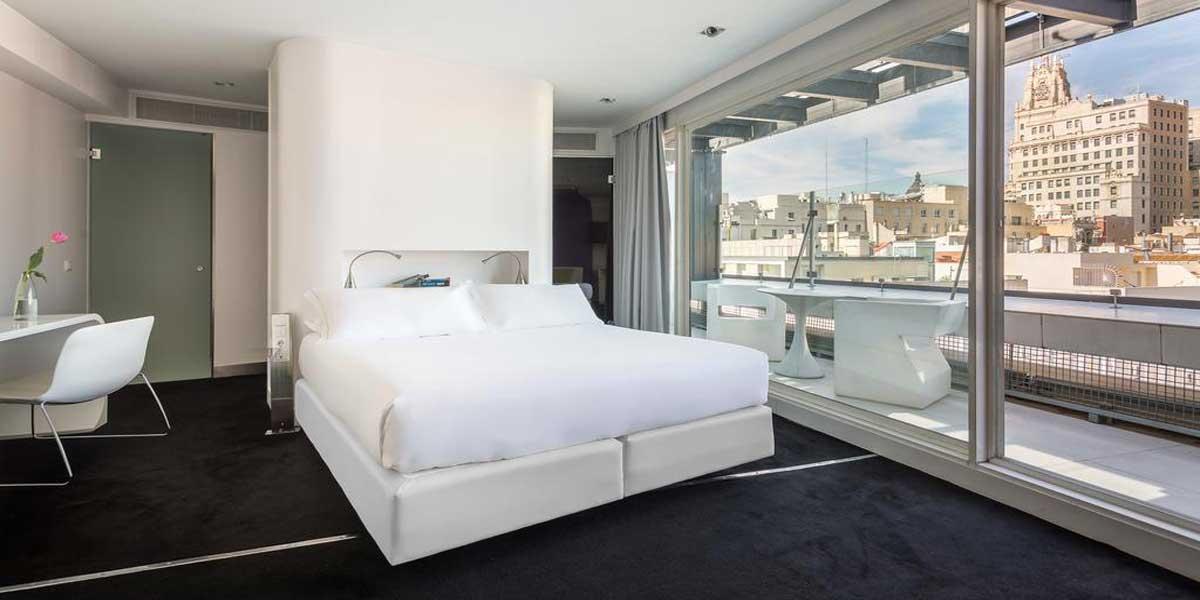 Hotel Room Mate Oscar - Hoteles Boutique en el centro de Madrid