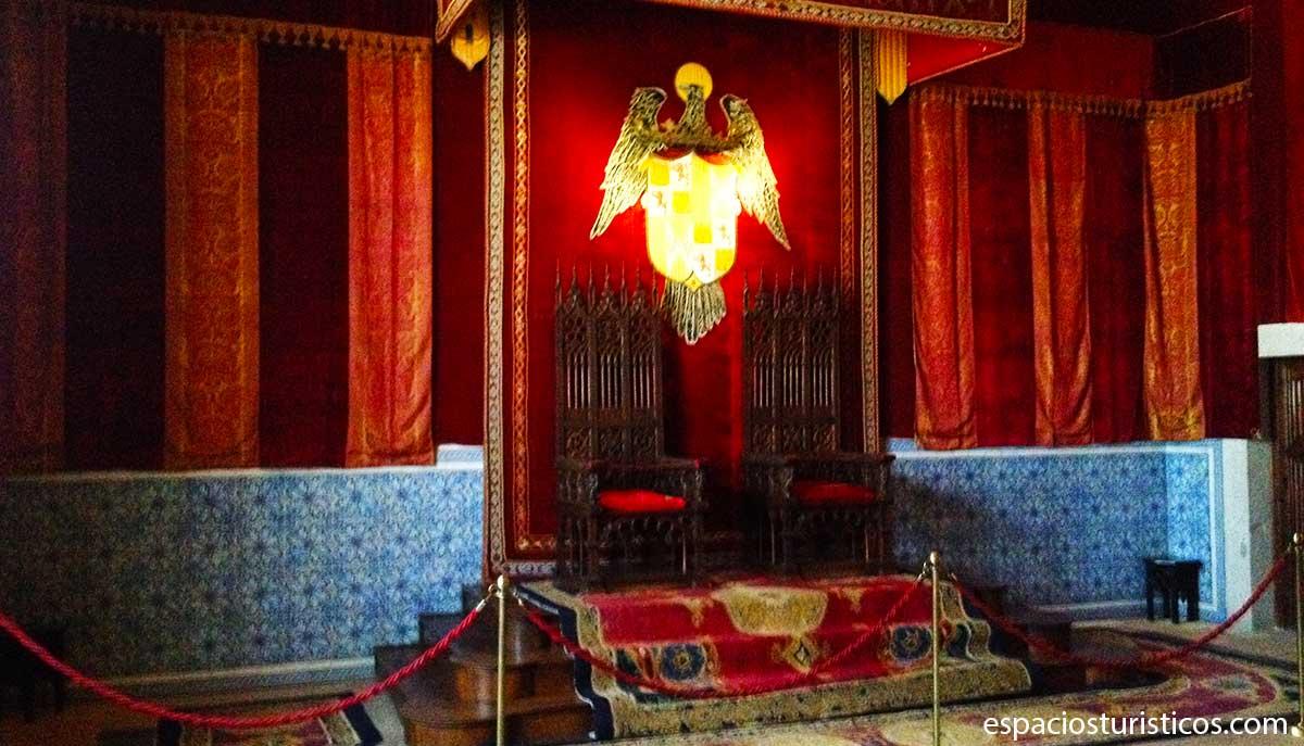 Sala del Solio o Trono