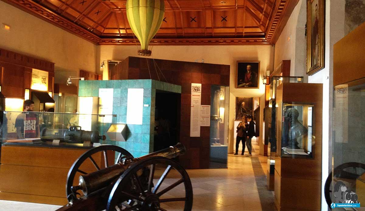 Museo del Colegio de Artilleria