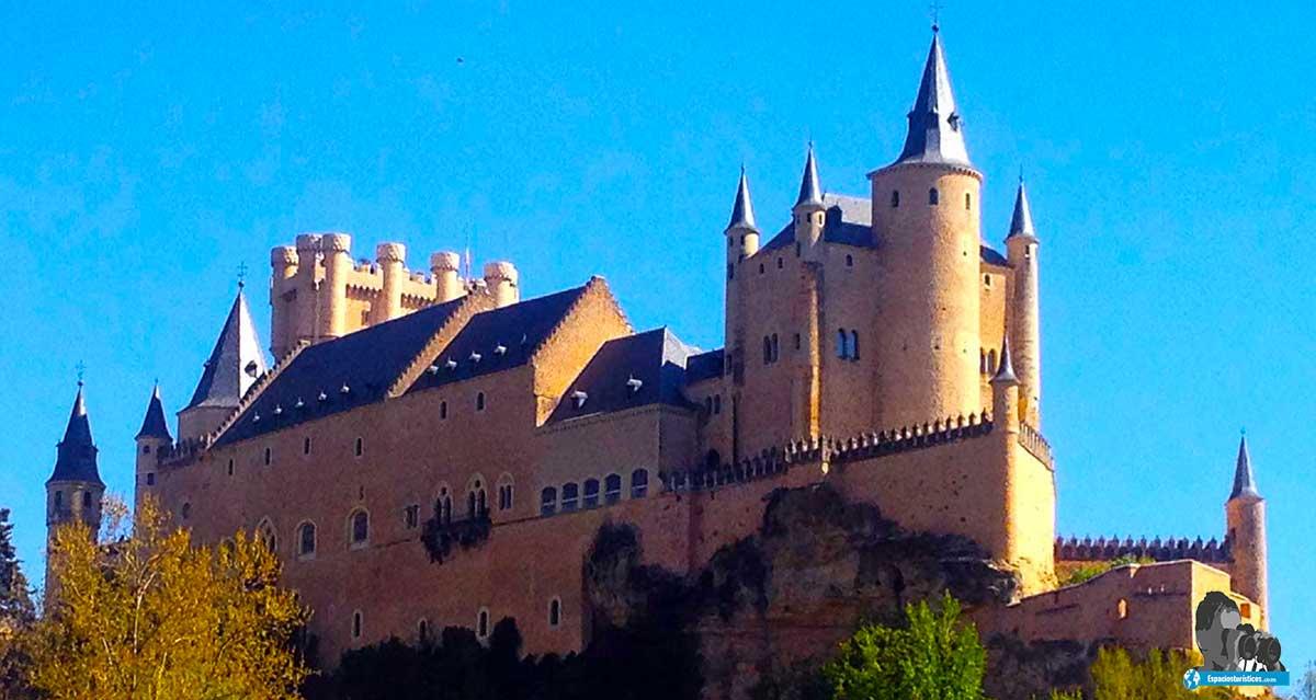 Que ver en Segovia: El Alcázar de Segovia