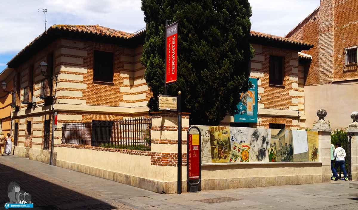 Que ver en el museo casa natal de Cervantes