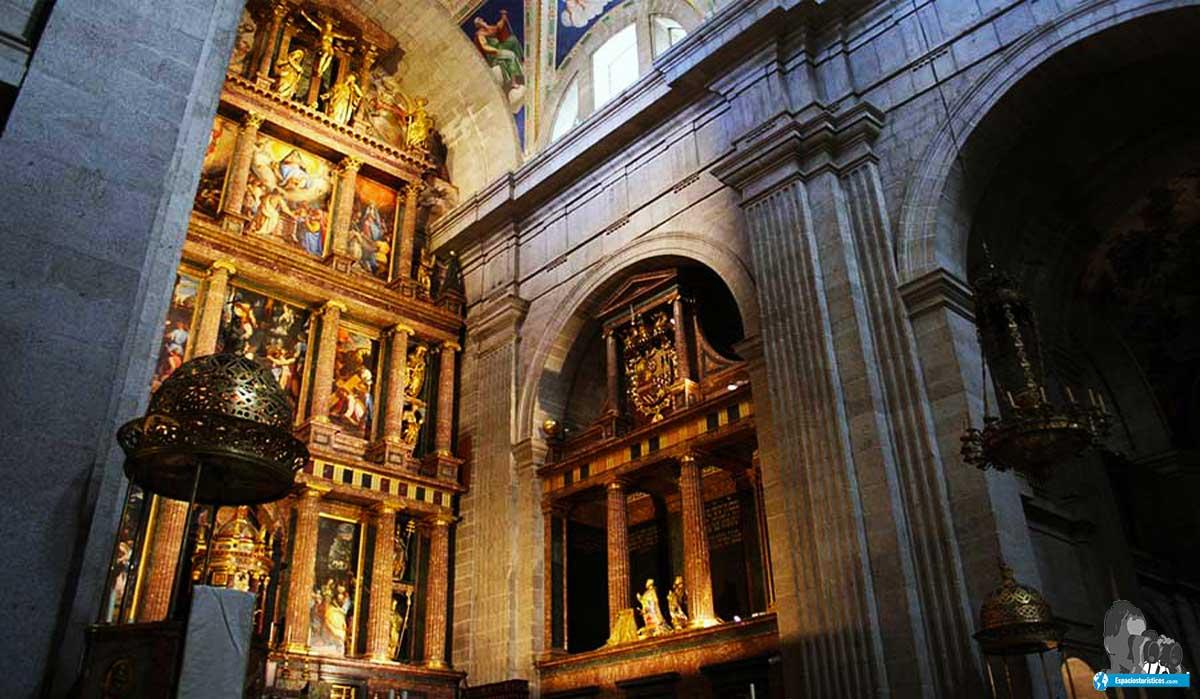 Que ver en el Real Monasterio de San Lorenzo del Escorial / Basílica