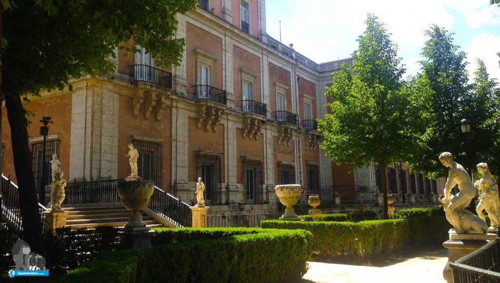 Jardín de la Isla de Aranjuez