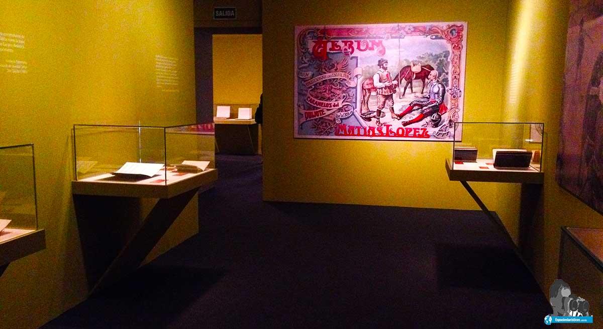 Ruta: Que ver en el museo casa natal de Cervantes / Sala de exposiciones