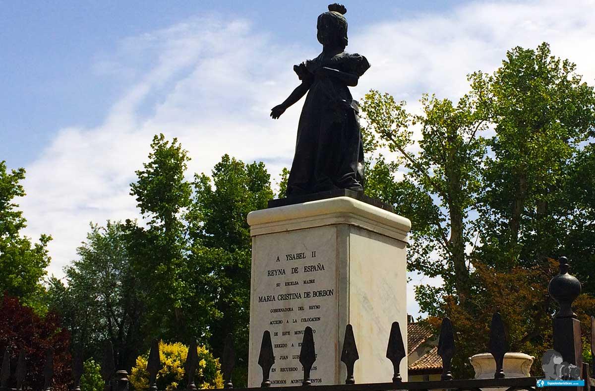 Ruta: Que ver en Aranjuez. / Jardín de Isabel II