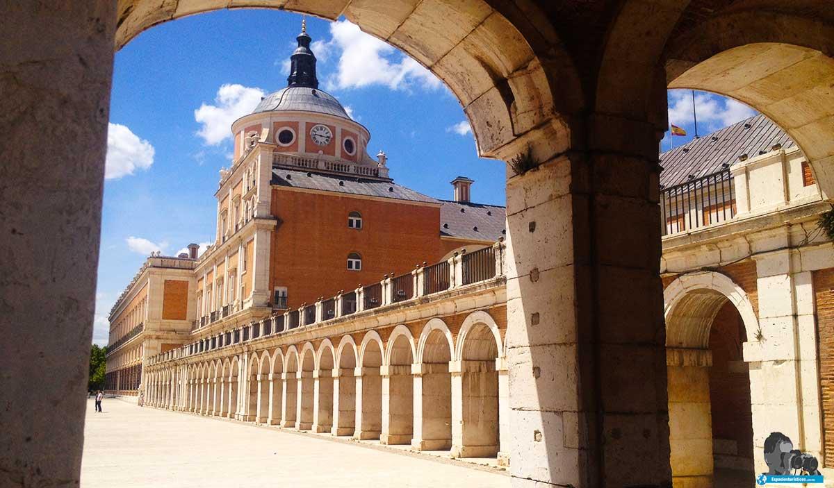 Que ver en Aranjuez.