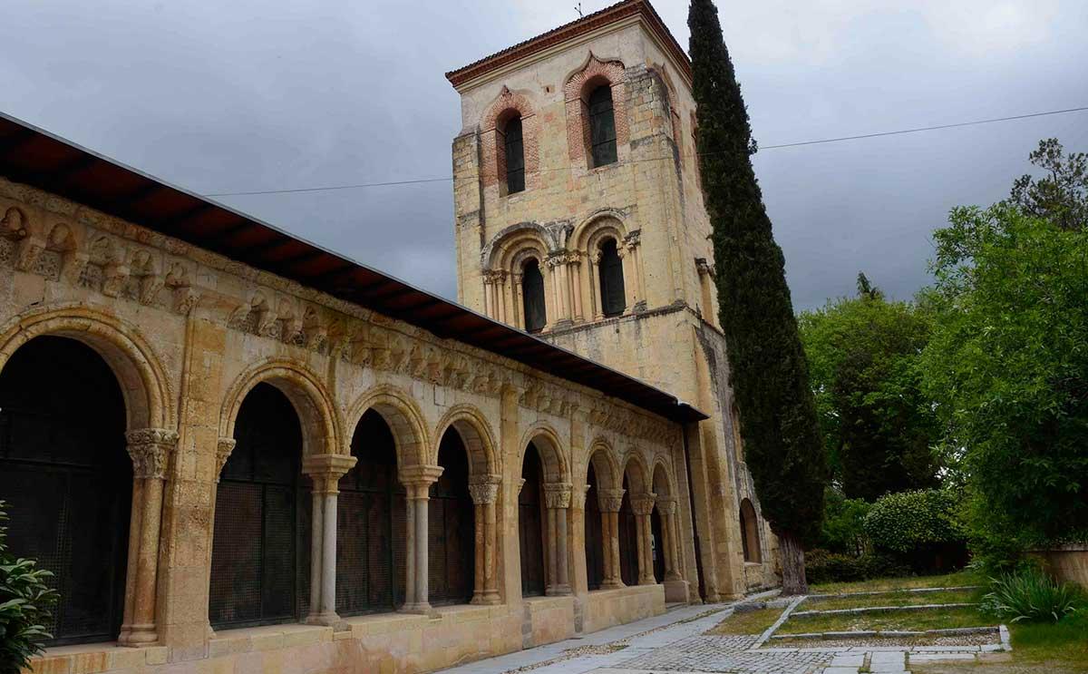 Ruta: Que ver en Segovia. / Iglesia San Juan de los Caballeros