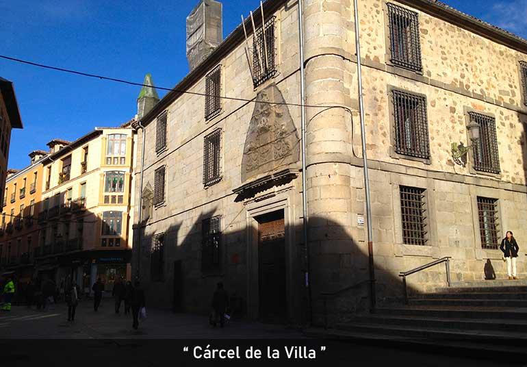 Cárcel de Segovia