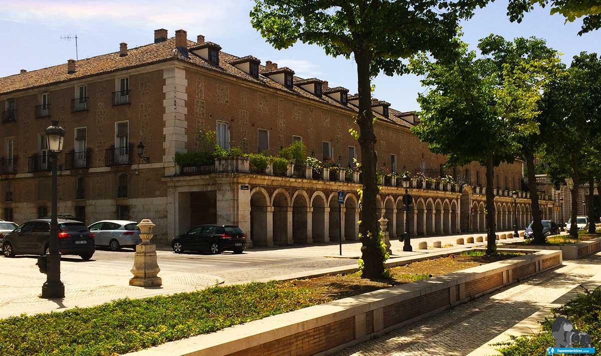 Ruta: Que ver en Aranjuez. / Casa de los Infantes.