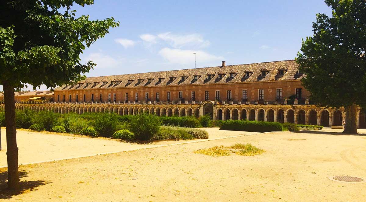 Ruta: Que ver en el Palacio Real de Aranjuez.