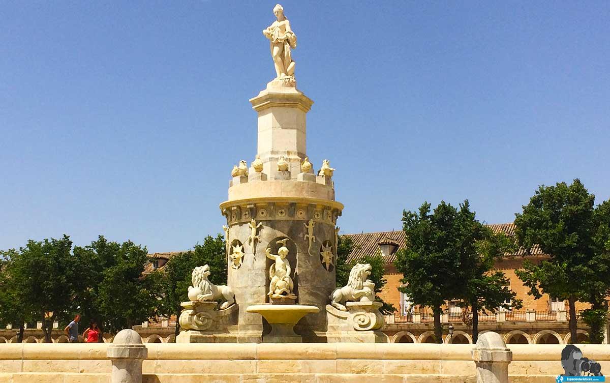 Ruta: Que ver en Aranjuez. / Fuente de Mariblanca