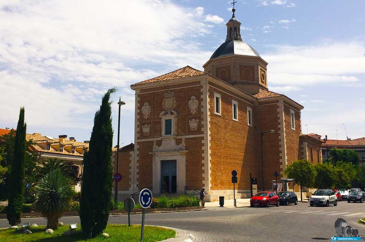 Ruta: Que ver en Aranjuez. / Iglesia Sra. de las Angustias de Alpajés