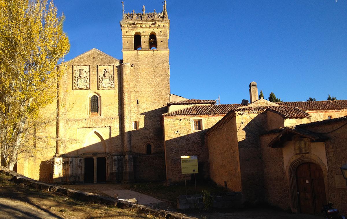 Monasterio del Parral de Segovia