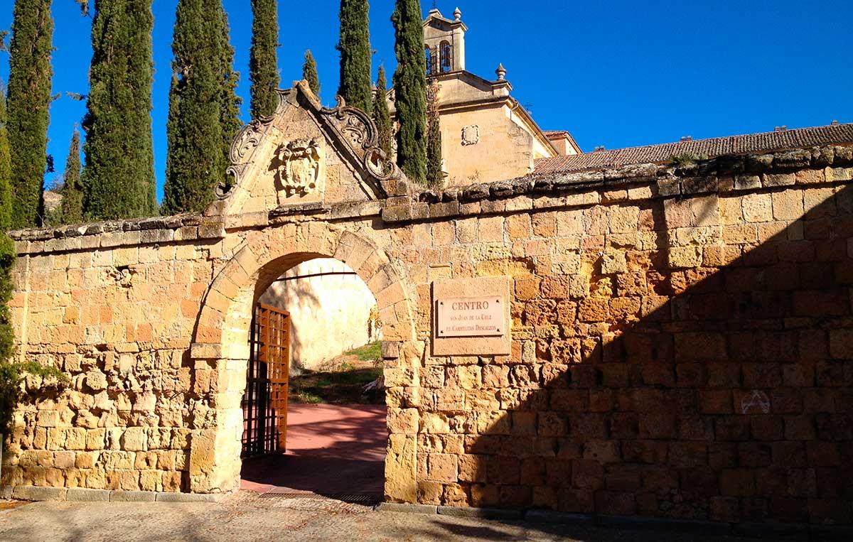 Monasterio de San Juan de la Cruz de Segovia