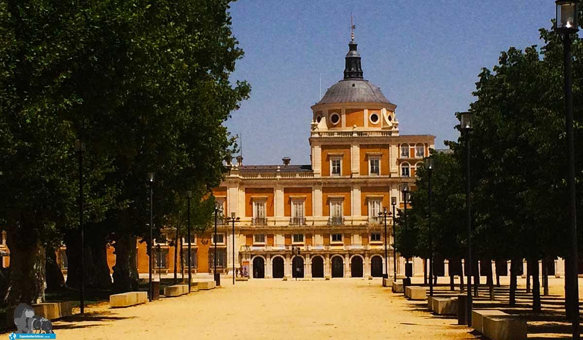 Que visitar en Aranjuez.