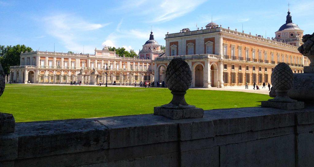 que ver en el Palacio Real de Aranjuez