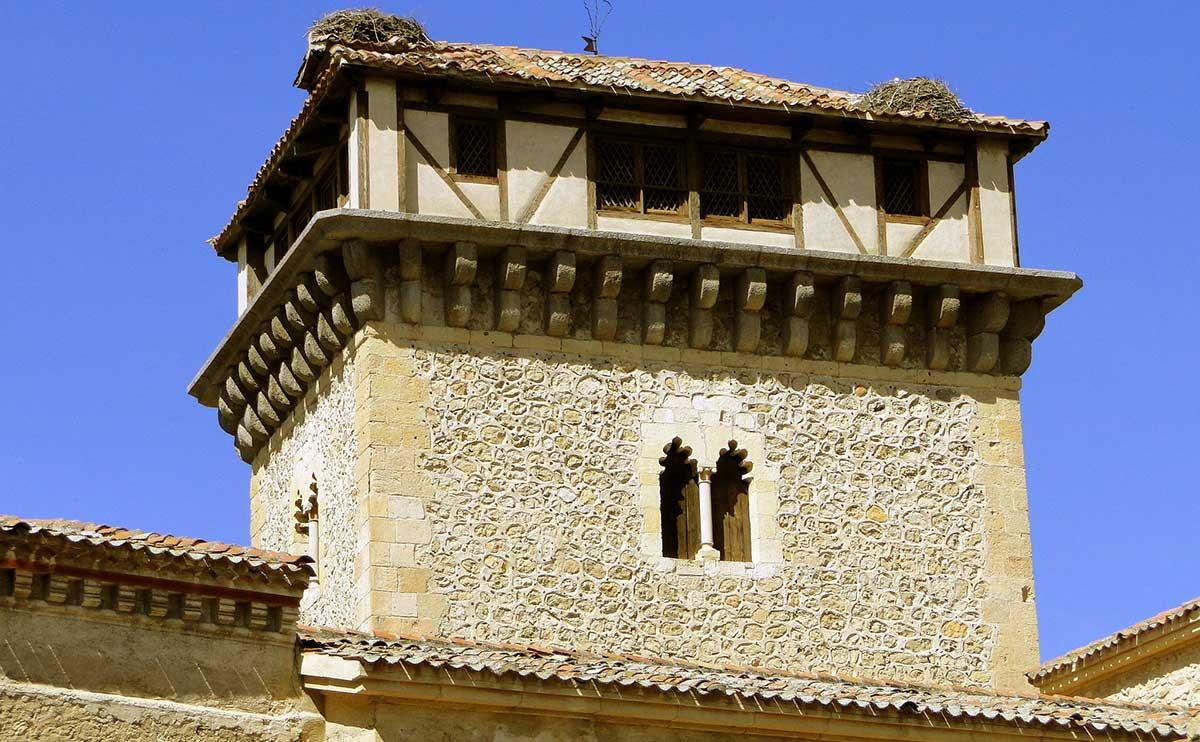 Ruta: Que ver en Segovia. / Torre de Hércules.