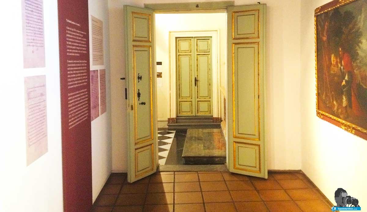 Ruta: Que ver en el Museo de San Isdro. / Habitación donde vivió San Isidro Labrador.