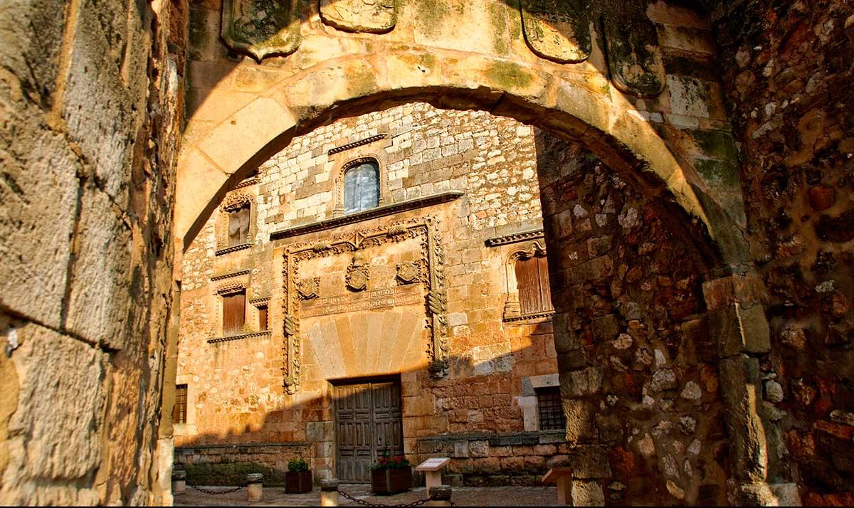 Casa Palacio de Contreras