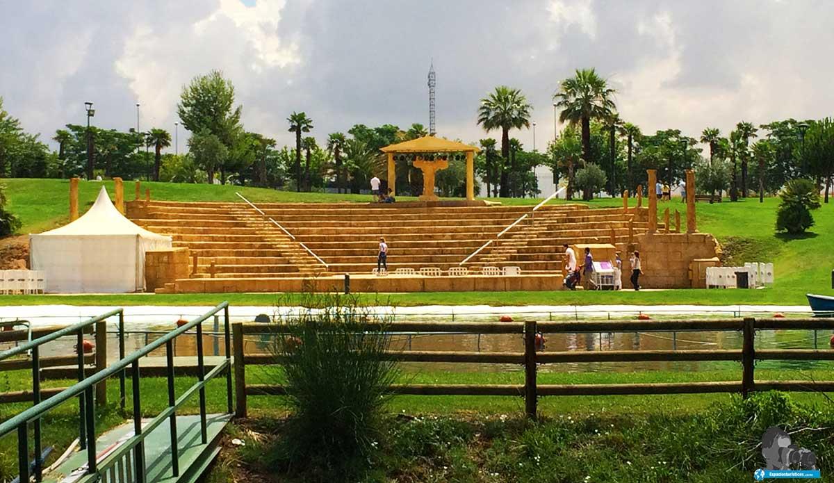 Teatro Griego.