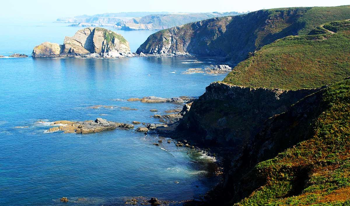 Acantilados de la Costa de Asturias