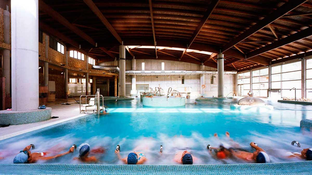Hoteles Balnearios en España / Hotel Termas - Balneario de Archena