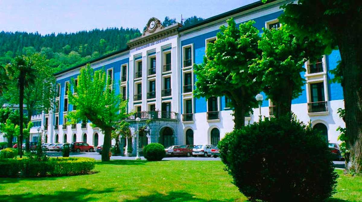 Hoteles Balnearios en España / Gran Hotel Balneario de Cestona