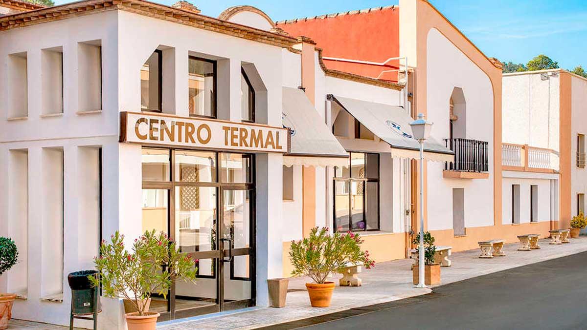 Hoteles Balnearios en España / Hotel Balneario de Cofrentes