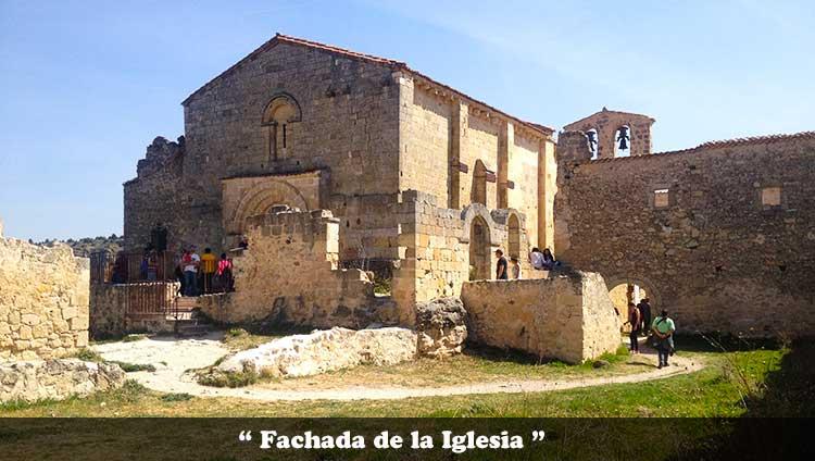 """"""" Fachada de la Iglesia """""""
